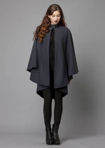 This delicious 'George' cape would definitely make the cold weather a little bit sweeter. $479.00