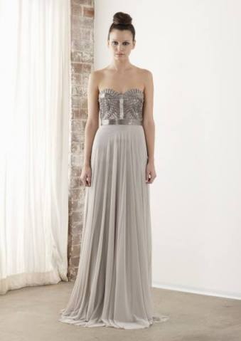 'George' gown. Simply stunning