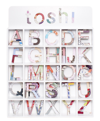 The delightful Toshi letters