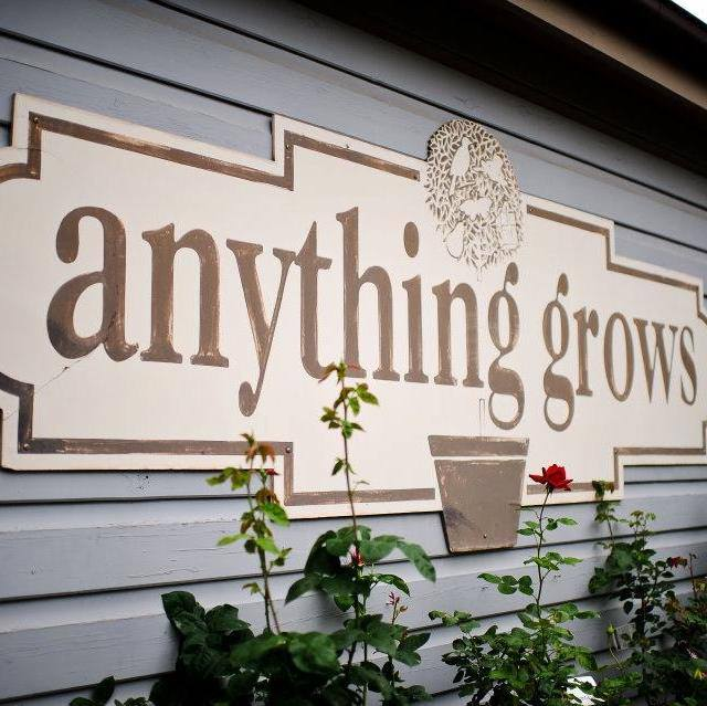 anything grows