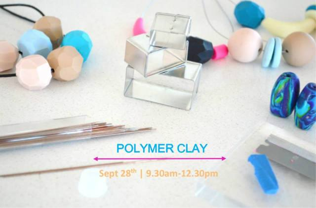 Willow & Fox - Polymer Clay Masterclass