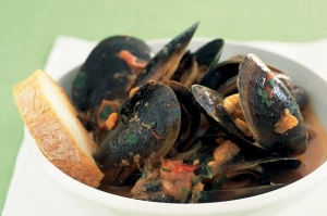 Delicious mussels Photo: Mark O'Meera