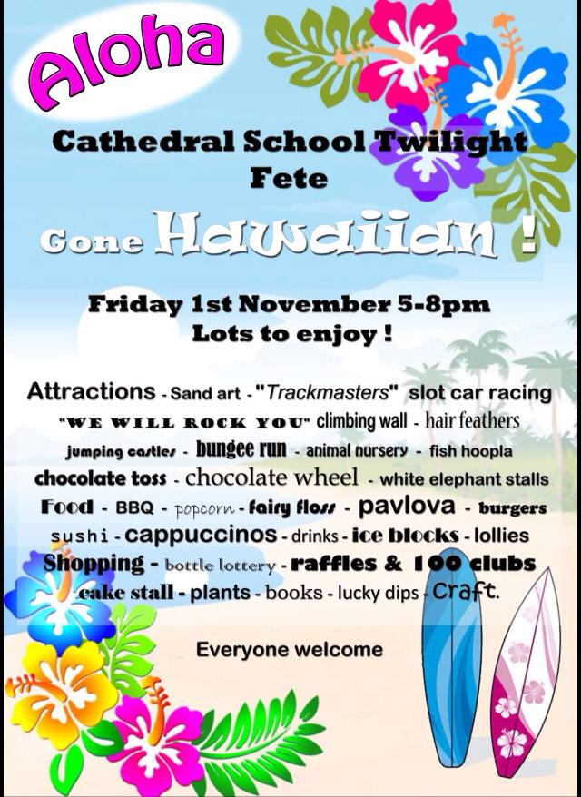cathedral fete