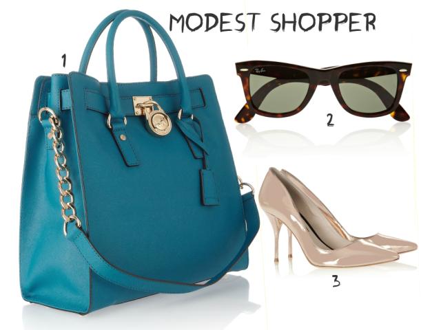 modest shopper