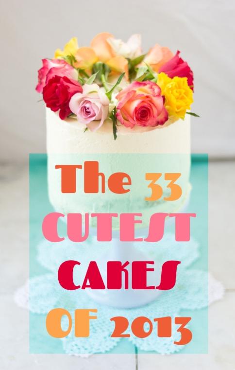 33 cakes