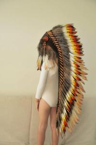 Indian Headress Large-600