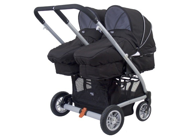 macod how to you set the pram