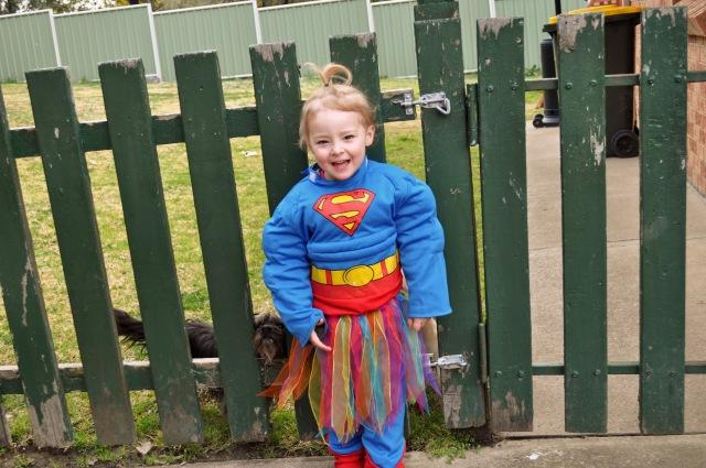 anni superman