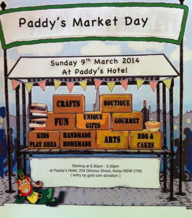 paddys market day