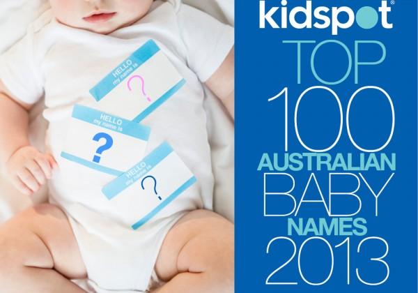 top 100 names
