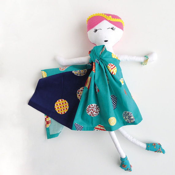 handmade MK Doll