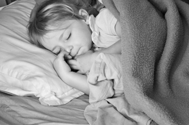 anni sleeping