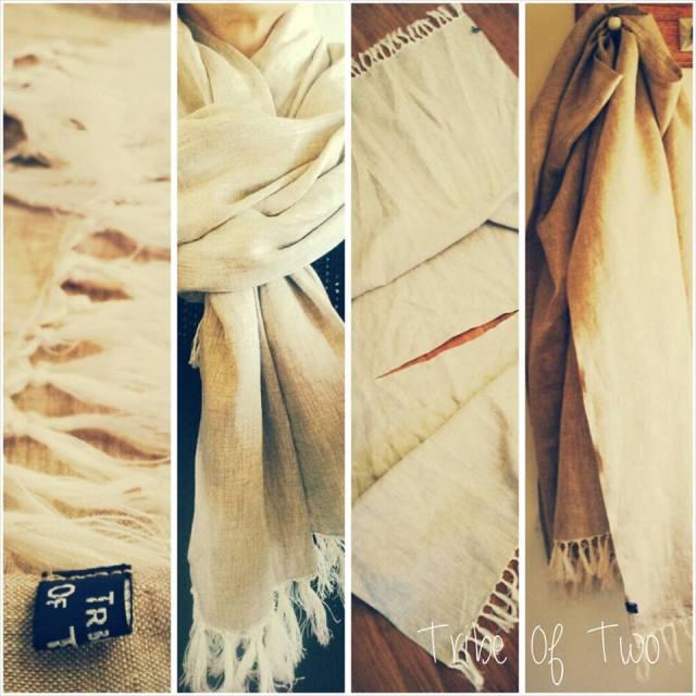 Nursing scarf