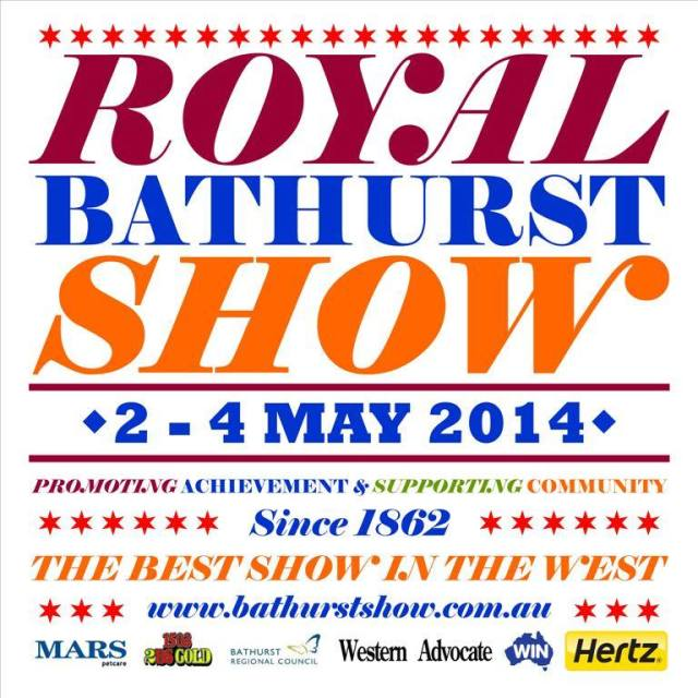 Bathurst royal show