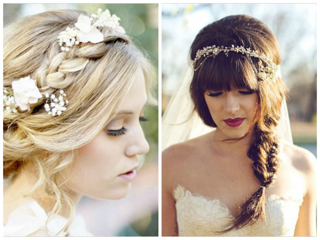 Wedding braids