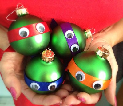 ninja turtle decorations