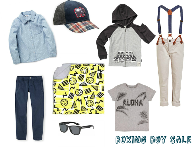 boxing boy sale 2