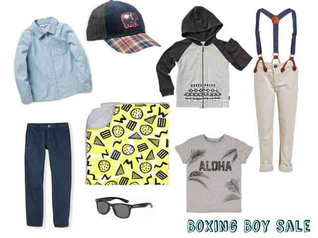 boxing boy sale 2
