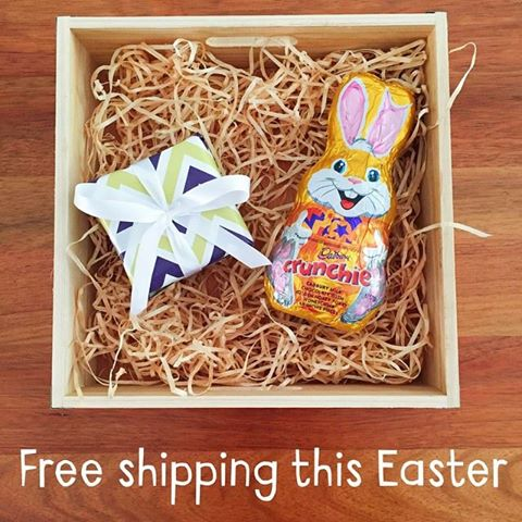 free shipping easter
