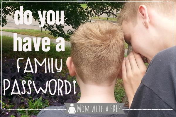 family password