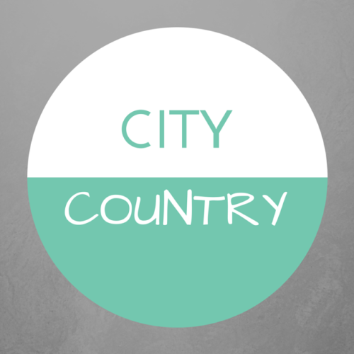 city v country