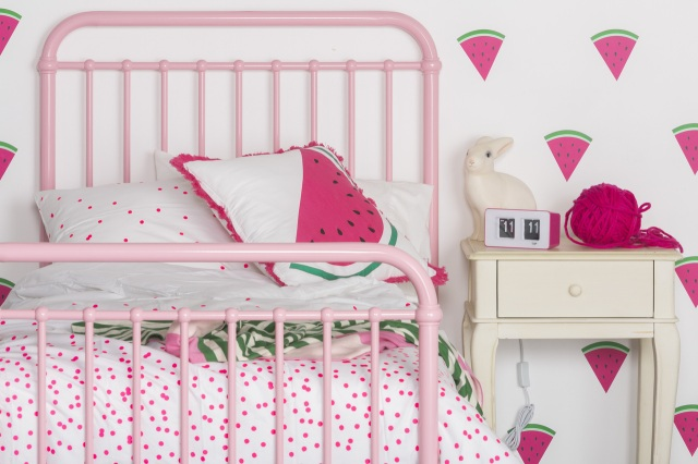 * NOTE not actual photo of our beds as they are currently covered with barbies, batman costumes and a moody toddler.